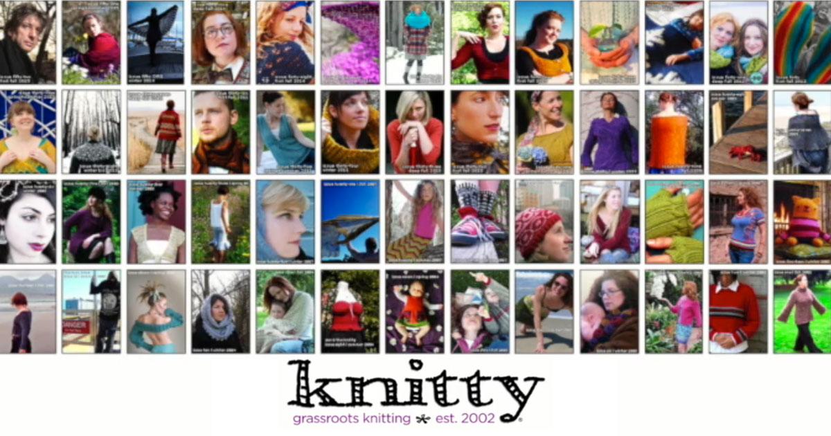 ¿Es posible mantener una revista de donaciones? El caso Knitty