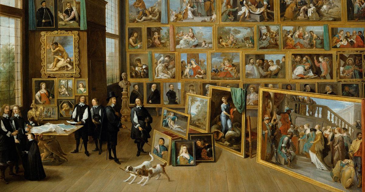 Cómo hacer una buena exposición de arte